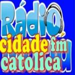 Logo da emissora Rádio Cidade FM Católica