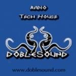 Logo da emissora Radio Doble Sound Musica House