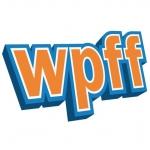Logo da emissora WPFF 90.5 FM