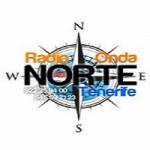 Logo da emissora Radio Onda Norte Tenerife 105.5 FM