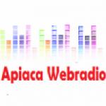 Logo da emissora Apiaca Web Rádio