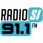 Logo da emissora Radio Si 91.1 FM