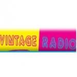 Logo da emissora Vintage Radio 100.7 FM
