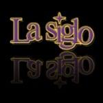 Logo da emissora Radio La Siglo 100.3 FM