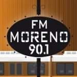 Logo da emissora Radio Moreno 90.1 FM