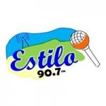 Logo da emissora Radio Estilo 90.7 FM