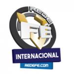 Logo da emissora Rede Fé Internacional