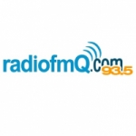 Logo da emissora Radio Q 93.5 FM