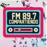 Logo da emissora Radio Compartiendo 89.7 FM