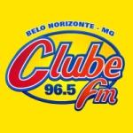 Logo da emissora Rádio Clube 96.5 FM