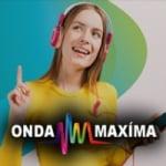 Logo da emissora Rádio Onda Maxima