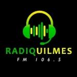 Logo da emissora Radio Quilmes 106.5 FM