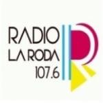 Logo da emissora Radio La Roda 107.6 FM