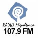 Logo da emissora Radio Miguelturra 107.9 FM