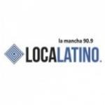 Logo da emissora Radio Loca Latino 90.9 FM