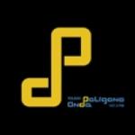 Logo da emissora Radio Onda Poligono 107.3 FM