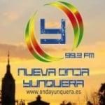 Logo da emissora Radio Nueva Onda Yunquera 99.3 FM