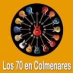 Logo da emissora Radio Los 70 En Colmenares