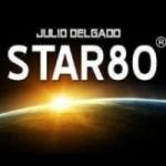 Logo da emissora Radio Star 80