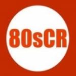 Logo da emissora 80's Club Radio