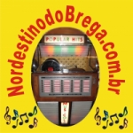 Logo da emissora Rádio Nordestino Do Brega