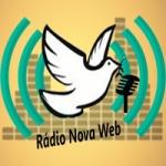 Logo da emissora Rádio Nova Web DF