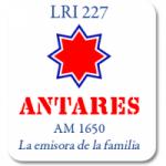 Logo da emissora Radio Antares 1650 AM