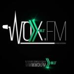 Logo da emissora Radio Wox 88.3 FM