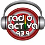 Logo da emissora Radio Activa 93.9 FM