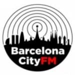 Logo da emissora Radio Barcelona City FM