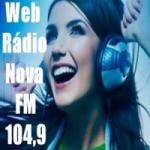 Logo da emissora Web Radio Nova FM