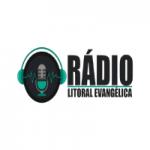 Logo da emissora Rádio Litoral Evangélica