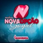 Logo da emissora Rádio Nova Opção Gospel FM