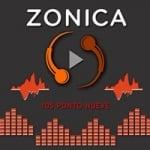 Logo da emissora Radio Zonica 105.9 FM