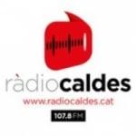 Logo da emissora Radio Caldes 107.8 FM