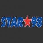 Logo da emissora WQLH 98.5 FM