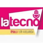 Logo da emissora Radio La Tecno 88.3 FM