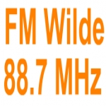 Logo da emissora Radio Wilde 88.7 FM