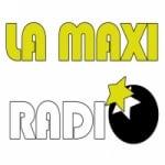 Logo da emissora La Maxi Radio 94.4 FM