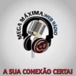 Logo da emissora Mega Máxima Web Rádio