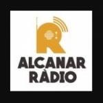 Logo da emissora Alcanar Radio 107.5 FM