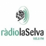 Logo da emissora Radio La Selva 105.8 FM