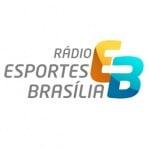 Logo da emissora Esportes Brasília
