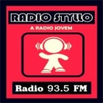 Logo da emissora Rádio Styllo FM