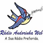Logo da emissora Rádio Andorinha Web