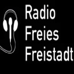 Logo da emissora Radio Freies Freistadt 107.1 FM