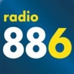 Logo da emissora Radio 88.6 FM