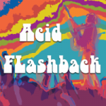 Logo da emissora Acid Flashback Radio