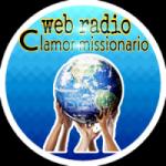 Logo da emissora Web Rádio Clamor Missionário