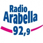 Logo da emissora Radio Arabella 92.9 FM